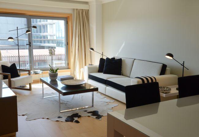 Apartamento em Lisbon - Apartamento T1 Vista Rio | Panoramic Living