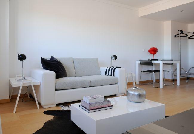 Estudio en Lisboa -  Apartamento Estudio con vistas a la ciudad  | Panoramic Living